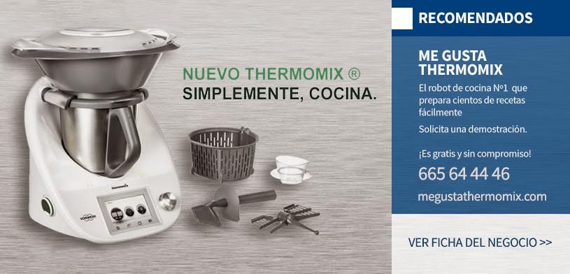 Me gusta Thermomix promoción Valladolid
