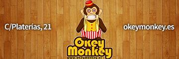 Regalos Okey Monkey