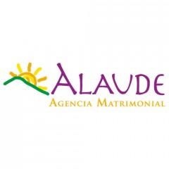 Logotipo - Alaude agencia matrimonial en Valladolid