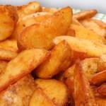 Patatas fritas y bravas