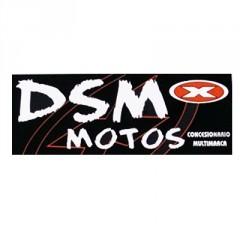 logotipo dsm motos