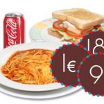 Ofertas en platos combinados en Servi-Pollo