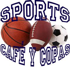 Logotipo de Sports Café & Copas