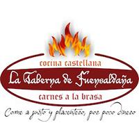 Logotipo de La Taberna de Fuensaldaña