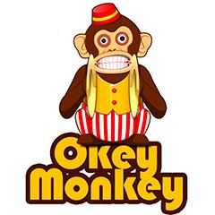 Logotipo - Okey Monkey