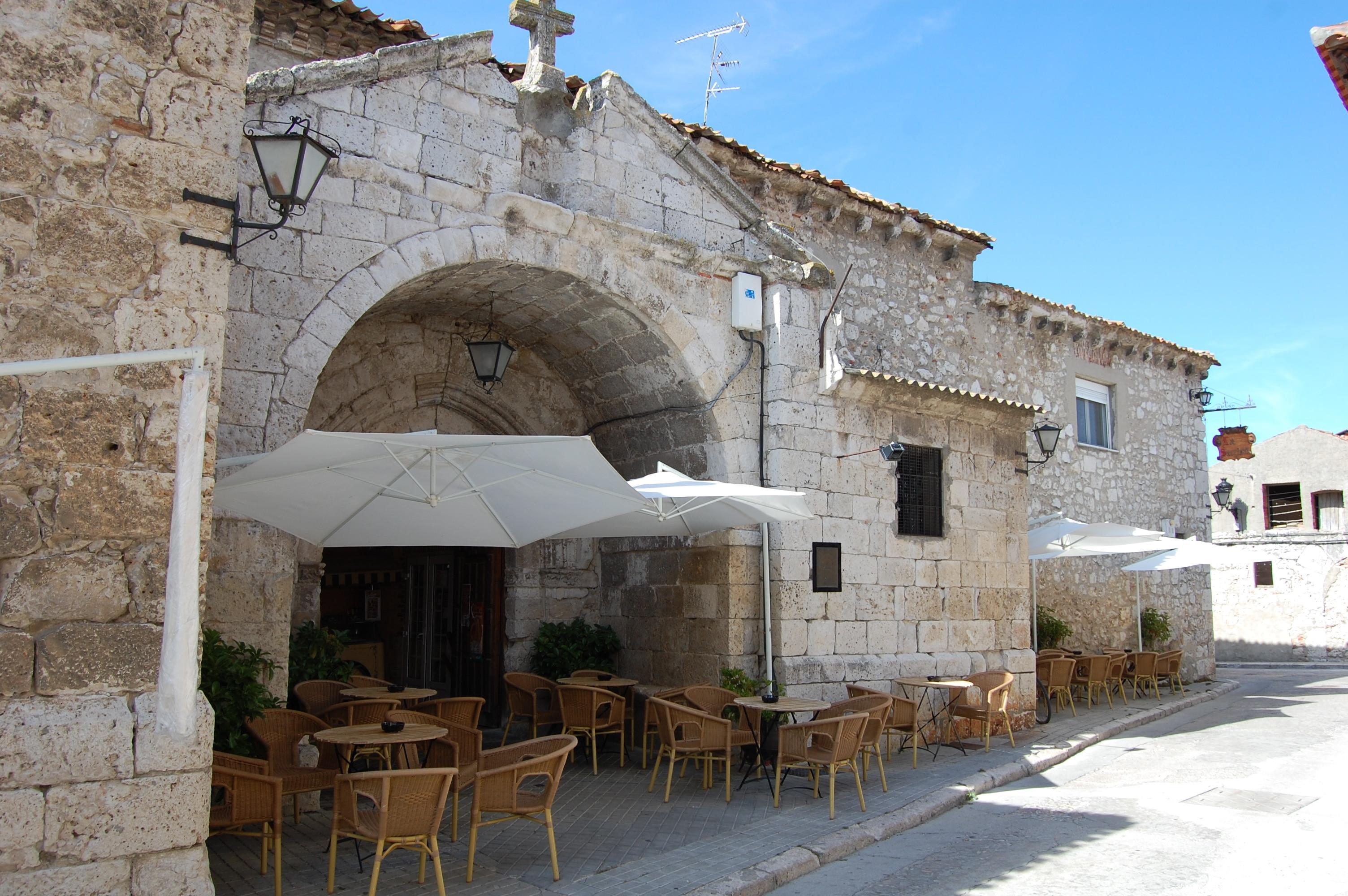 Exterior Restaurante El Alboroque