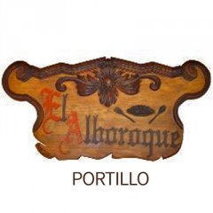 Logotipo de Restaurante El Alboroque (Portillo)