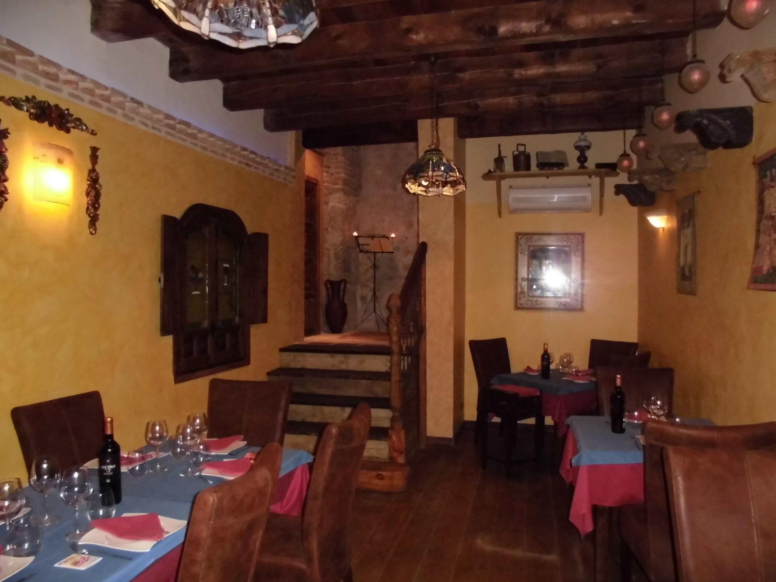 Otra estancia del Restaurante El Alboroque