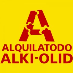 logotipo alquilatodo alki-olid